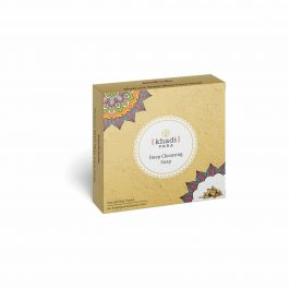 Khadi Veda Deep Cleansing Soap 100gm
