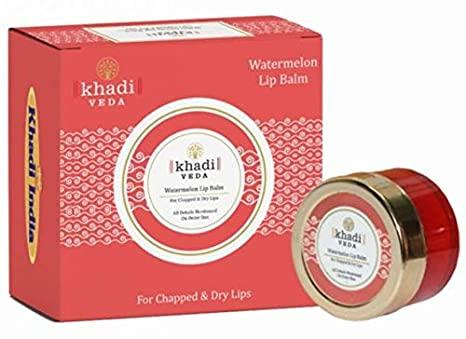 Khadi Veda Watermelon Lip Balm 10gm