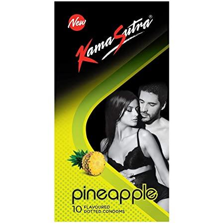 Kamasutra Pineapple Flavoured Condom