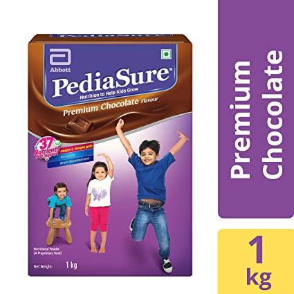 Pediasure refill pack premium chocolate 1kg