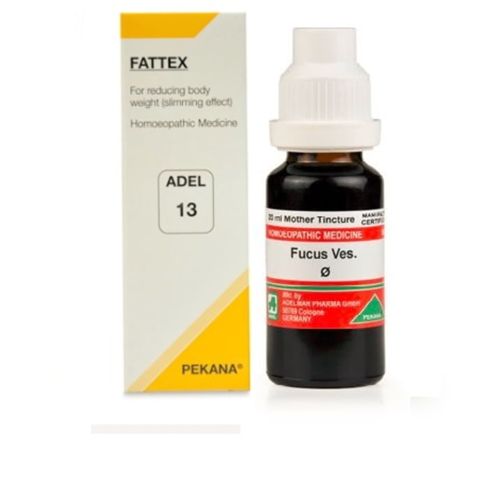 Adel anti-obesity combo (adel 13 + fucus ves mother tincture)
