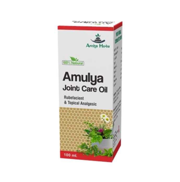 Amulya joint care oil