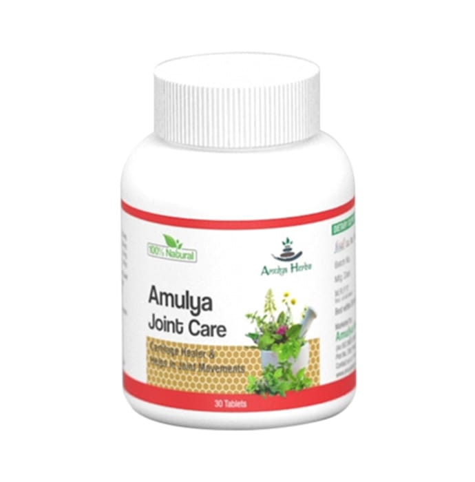 Amulya joint care tablet