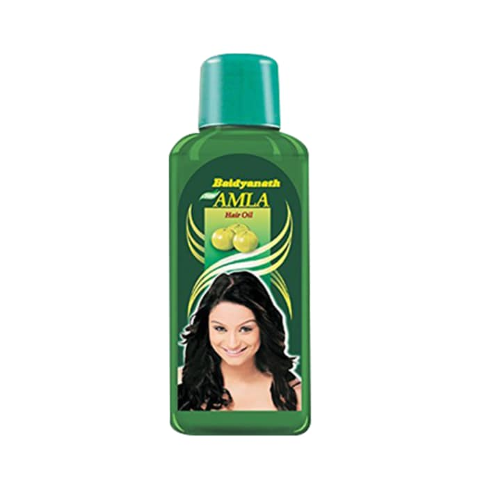 Baidyanath amla hair oil pack of 2